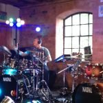 Paul Hose drum clinic in Nottingham