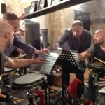 Paul Hose teaching the works of Jim Chapin in Paris