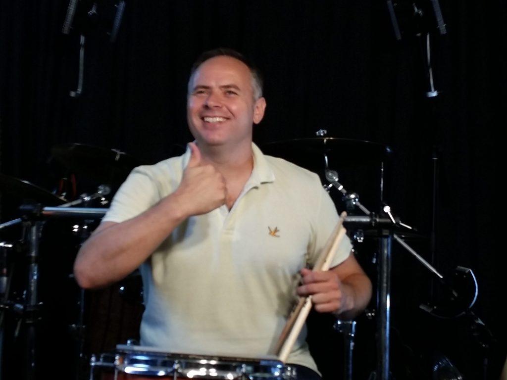 Paul Hose Video Shoot 2014