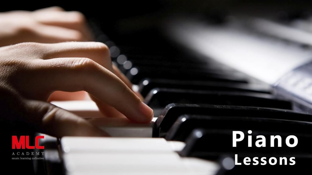 Piano lessons at MLC-Academy