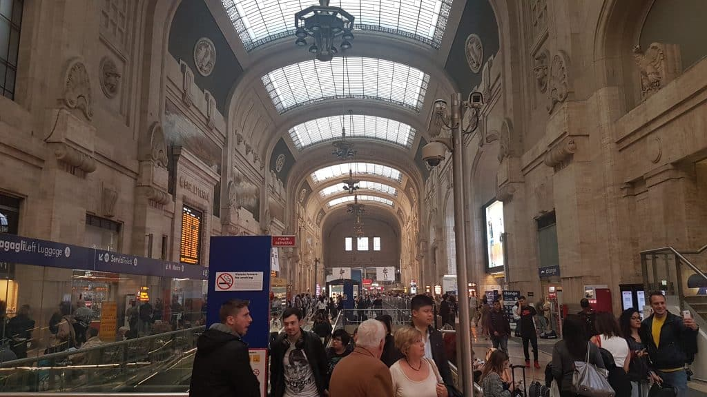 Milan Central Station - Paul Hose