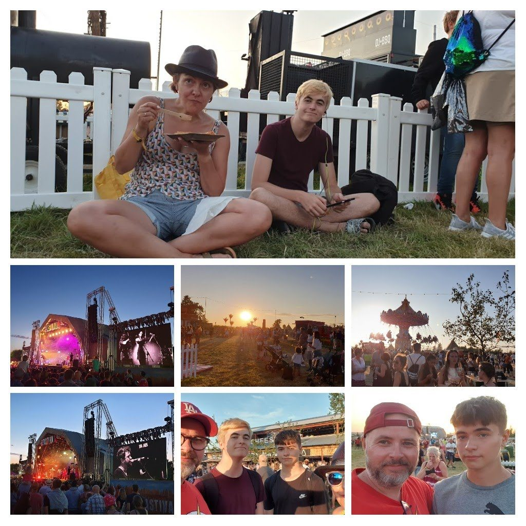 Family Time Feastival Oxfordshire